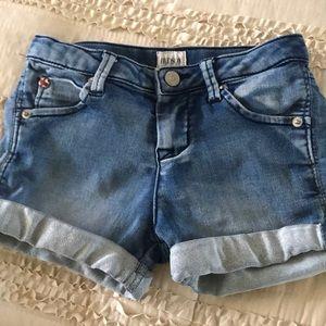 Girls Hudson shorts size 6x